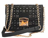 Женская сумка на плечо, через плечо Q-31 Черный, Красный, Белый, Серый, Оранжевый