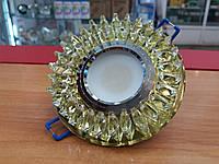 Точечный светильник Feron CD2540 желтый