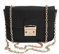 Женская сумка на плечо, через плечо Q-32 Черный, Белый, Серый, Оранжевый, Синий