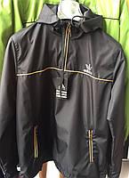 Мужская куртка ветровка анорак Adidas