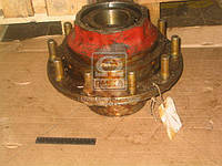 Ступица оси полуприцепа (без АБС) в сборе (Производство МАЗ) 93866-3104006
