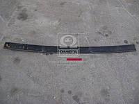 Лист рессоры №1, 2 заднего КАМАЗ 1450мм коренной (производитель Чусовая) 4310-2912101
