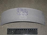 Накладка тормозная ГАЗ 3302 заднего (производитель УралАТИ) 3302-3502105