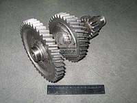 Блок шестерен вала промежуточного КПП ГАЗ 53,3307 (производитель г.Чернигов) 52-1701050-10