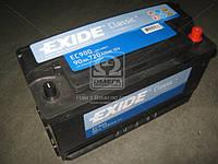 Аккумулятор 90Ah-12v Exide CLASSIC(353х175х190),R,EN720 EC900