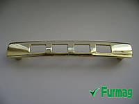 Ручка для мебели DRR 08/128мм (RR 08/128мм)
