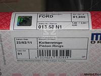 Кольца поршневые FORD 81,80 1,6 86-92 (пр-во Mahle) 013 58 N1