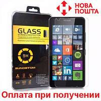 Закаленное защитное стекло Microsoft Lumia 525 (Nokia)