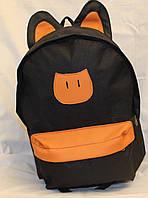 Ранец Рюкзак  школьный для подростка Wallaby Кошка 17-553318-2