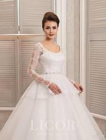 Свадебное платье 16-532