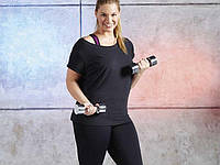 Отличная женская футболка для спорта от Crivit размер XL  евро, фото 1