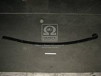 Лист рессоры №2 передний КАМАЗ 65115, 1880х90х22/12 мм 3-х ли старогос ухом (производитель Чусовая)