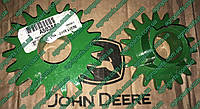 Звёздочка A50384 CHAIN SPROCKET, RIGHT (Пр. Z=19) запчасти John Deere а50384 , фото 1