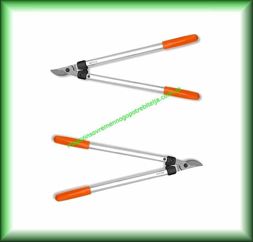 Cадовые ножницы, секаторы, ножи, cучкорез малый обводной, секатор двуручный, веткорез LOWE 31060 Германия
