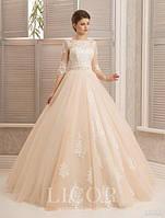Свадебное платье 16-551
