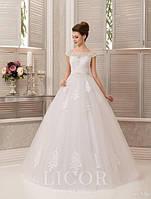 Свадебное платье 16-536
