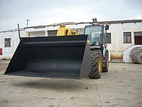 Ковш JCB из износостойкой стали Hardox (Хардокс), фото 1