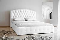 Кровать двуспальная Честерфилд с подъемным механизмом 120х200, 3