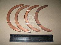 Полукольцо подшипника упорного КАМАЗ (2 нижних+2 верхний) (производитель Россия) 740.1005183/84