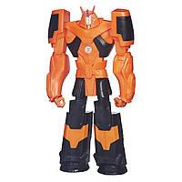 Уценка! Трансформеры Титаны большой Автобот Дрифт 30 см высотой. Оригинал Transformers Hasbro