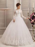 Свадебное платье 16-539