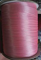 1,5см косая-бейка св.розовая 1боб (Окантовочная атласная бейка)