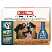 Капли антистресс для собак (no stress spot on) 3 пипетки