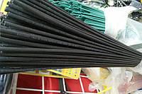 Термоусадочная трубка,размер 1,5/0,75мм,цвет чёрный,длина 1метр