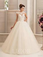 Свадебное платье 16-557