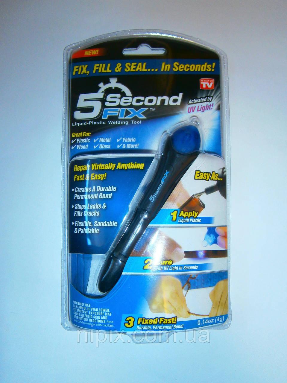 Электрический клеевой пистолет, карандаш-клей 5 Second FIX