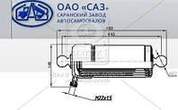 Гидроцилиндр (3-х звенный) в сборе ГАЗ 3307,3309,53 (производитель ГАЗ) 3507-01-8603010-03