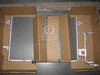 Конденсор кондиционера AUDI A6 25TDi 97-04 (Van Wezel) 03005137