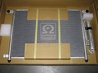 Конденсор кондиционера KALOS/AVEO NT-DIES 03- (Van Wezel) 81005061