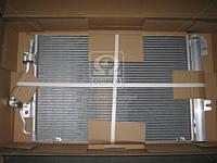 Конденсор кондиционера ASTRA H 14/16/18 MT 04- (Van Wezel) 37005366