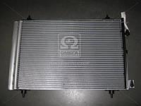 Конденсор кондиционера C4/C4 PICASSO/P307 04- (Van Wezel) 09005231