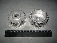 Шкив зубчатый ВАЗ 2108 водяного насоса (пр-во ДААЗ) 21080-130704020