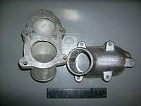 Патрубок коробки водяной КАМАЗ (производитель Россия) 740.1303130