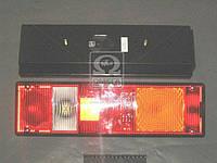Фонарь МАЗ, КАМАЗ (ЕВРО) заднего правый24В с боковой габарита фонарем (производитель Руденск) 7462.3716