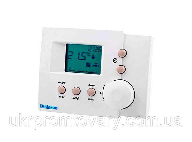 Комнатный термостат Buderus OpenTherm CR12004 для настенных котлов
