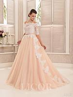 Свадебное платье 16-563