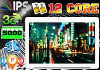 Железный планшет телефон Lenovo MAX, 12 ядер, 10'', 2Gb/16Gb, GPS, 2 sim, чехол + 2 года гарантия