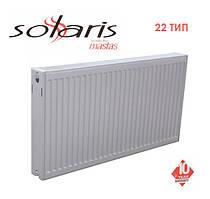 Радиатор стальной SOLARIS 22 тип 500 * 500