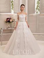 Свадебное платье 16-570