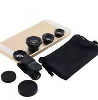 Набор объективов, линз для мобильных телефонов