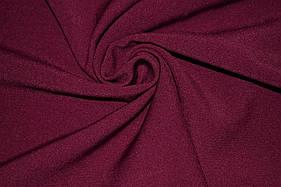 Костюмная ткань Мадонна бордовая
