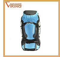 Рюкзак туристический CAMPUS NADEL 2 100+20 голубой