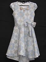 Платье для девочки, рост 122,128, 134, 140, 146; 420/440 грн.