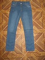 Детские классические стретчевые джинсы для девочки 8-12 лет Турция