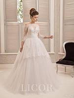 Свадебное платье 16-572