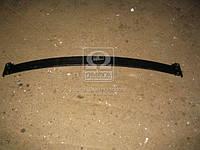 Лист рессоры №3 передний КРАЗ 255Б 1503мм с чашками (Производство Чусовая) 255Б-2902076